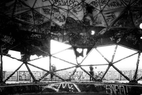 Teufelsberg Berlin killt mich. Teufelsberg